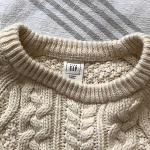 8fbe621efcf3a GAP Dresses | Baby Toddler Size 3 Cable Knit Sweater Dress | Poshmark